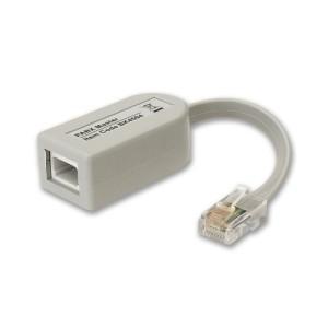 kauden rj45 telephone line adaptor rj45 plug to bt type. Black Bedroom Furniture Sets. Home Design Ideas