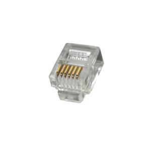 KAUDEN™ RJ12 Modular Plug  (pack of 10)