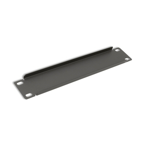 "KAUDEN™ 10"" Rack Mount Blanking Panel 1U"